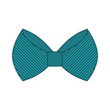 Bow tie icon Royalty Free Stock Photography