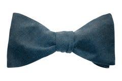 Bow tie isolated on white stock photos