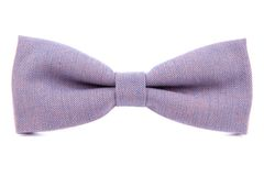 Bow tie isolated. On white background Royalty Free Stock Images