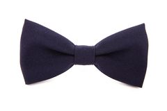 Bow tie James Bond Stock Images