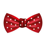 Bow tie male fashion isolated icon. Vector illustration design Stock Images