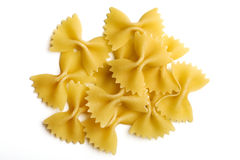 Bow Tie Pasta Royalty Free Stock Images