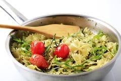 Free Bow Tie Pasta Salad Stock Photos - 30748953