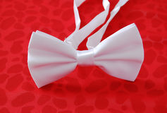 Bow tie. Picture of a fashion and trendy bow tie stock photo