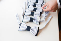 Bow tie Royalty Free Stock Images