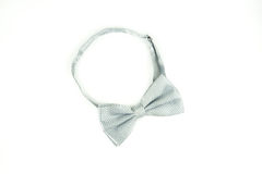 Bow tie on white background Stock Photography
