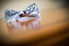 Bow tie Stock Photography