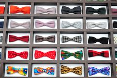 Bow ties Stock Photography