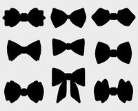 Bow ties Royalty Free Stock Images