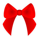 Bow on a white background. Vectir Stock Photos