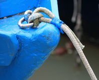 The bow of the boat Stock Photography