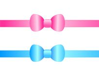 bowbows Royaltyfri Foto