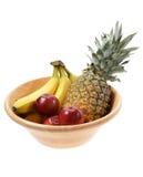Bowel of fruit Stock Photos