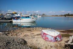 Bowen hamn, allmän sikt Royaltyfria Foton