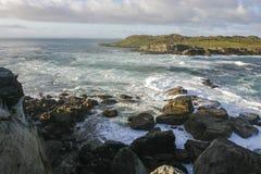 Bowen island. Booderee National Park. NSW. Australia. Royalty Free Stock Photography