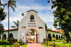 Bowers Museum - Santa Ana, CA - Orange County royalty free stock photo