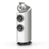 Bowers and Wilkins 802 D3 white gloss Royalty Free Stock Image