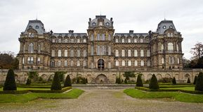 Bowes Museum Barnard castle Teesdale Royalty Free Stock Images