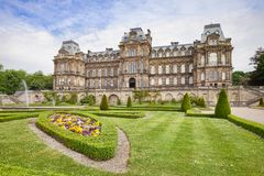 Bowes museum Barnard Castle UK arkivfoton