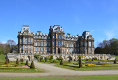 Bowes Museum. Teasdale UK. Photo taken April 2015 Stock Photography