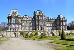Bowes Museum. Teasdale UK. Photo taken April 2015 Stock Photos