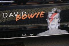 bowie Δαβίδ Στοκ Φωτογραφίες
