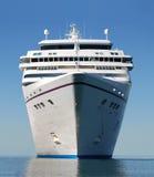 bowkryssningship Royaltyfria Bilder