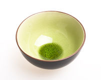 Bowl. One Bowl on white background Royalty Free Stock Photography