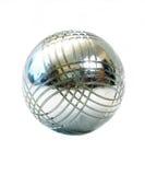 Bowl. An ball of petanque game Stock Photos