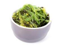 Bowl of algae Stock Images