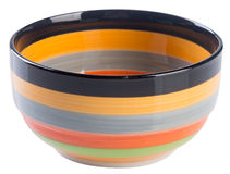 Bowl, bowl on a background Royalty Free Stock Photography