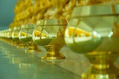 Bowl of buddha Stock Images