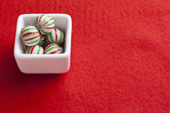 A bowl of candy Royalty Free Stock Photo