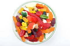 Bowl Of Candy stock photography