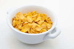 Bowl of cereal Stock Image