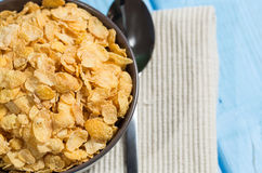 Bowl of cereal Royalty Free Stock Photography