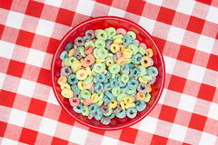 Bowl of cereal Stock Photos