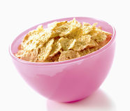 Bowl of cereals Stock Photos