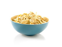 Bowl of cereals Stock Image