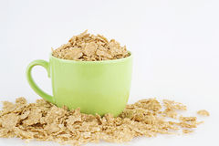 Bowl of cereals Royalty Free Stock Photos