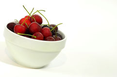 Bowl Of Cherries 2 royalty free stock image