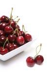Bowl of Cherries Royalty Free Stock Image