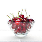 A bowl of cherry Stock Photo