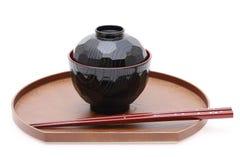 bowl chopsticks Стоковые Изображения RF