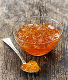 Bowl of Chutney Royalty Free Stock Images