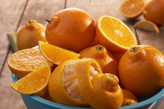 Bowl of Citrus Royalty Free Stock Image