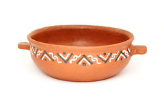 Bowl of clay Stock Photos