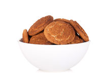 Bowl of cookies Stock Photography