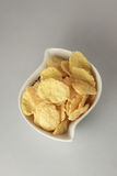 A bowl of cornflakes Royalty Free Stock Images