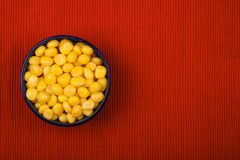 Bowl of dragee Royalty Free Stock Photos